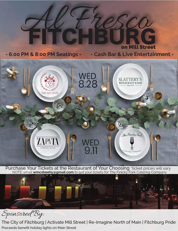 Al Fresco Fitchburg 2019