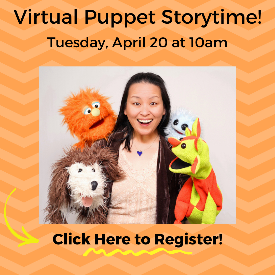 Virtual Puppet Storytime!