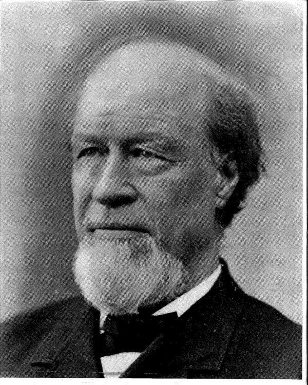 1879-1880 Hon. William H. Vose